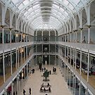 National Museum of Scotland- The Main Gallery by biddumy
