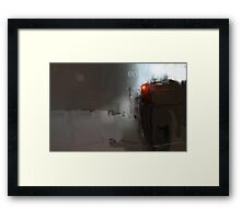003 Framed Print