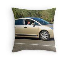 Citroen C4 Throw Pillow
