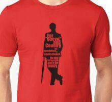 "Mycroft ""Omniscience"" Holmes Unisex T-Shirt"