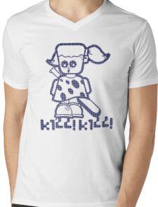 Sissy kill kill Mens V-Neck T-Shirt