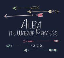 Alba Baby Tee