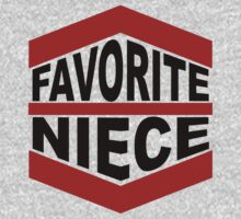Favorite Niece One Piece - Long Sleeve
