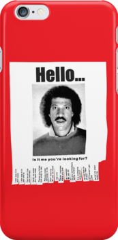 Hello...Is it me you're looking for? by Paul Mitchell