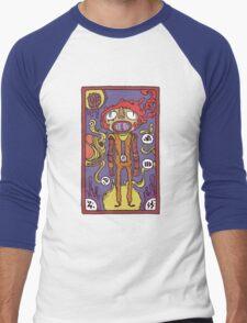 Motivate Men's Baseball ¾ T-Shirt