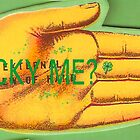 Lucky Me? Hand Digital by Kater