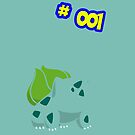 Bulbasaur by autobotchari