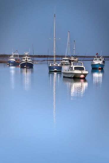 Mersea Island Morning by timmburgess