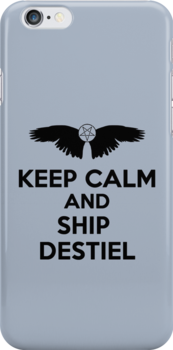 Ship Destiel by saniday