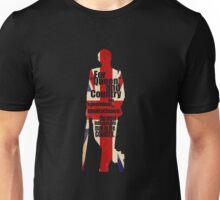 Mycroft Holmes (flag2) Unisex T-Shirt