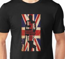 Mycroft (flag3) Unisex T-Shirt