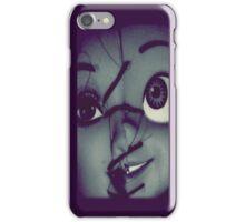 Miss 2Face Up Close iphone iPhone Case/Skin
