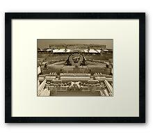 Malta 11 Framed Print