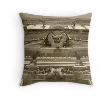 Malta 11 Throw Pillow