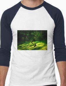 Yin and Yang Men's Baseball ¾ T-Shirt