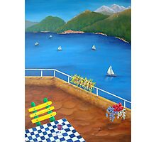 Lake Como Photographic Print