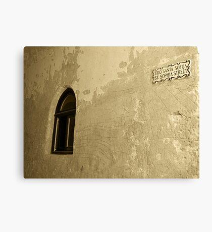Malta 30 Canvas Print