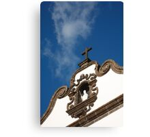 Church tower Canvas Print