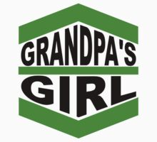 Grandpa's Girl Kids Tee