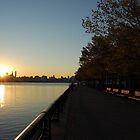 Big Apple Sunrise by jonlarr31