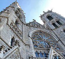 Cathedral by jonlarr31