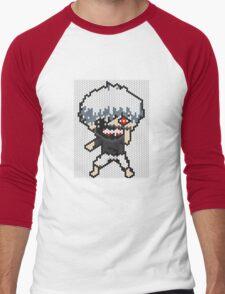 Tokyo Ghoul 4 Men's Baseball ¾ T-Shirt
