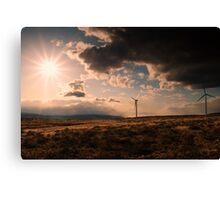 Renewable Energy Canvas Print