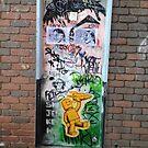 the door by urbanmonk