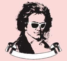 Cool Beethoven Kids Tee