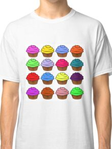 All the cupcakes Classic T-Shirt