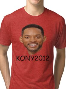KONY2012 Tri-blend T-Shirt
