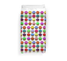 All the cupcakes Duvet Cover