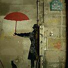 Rue du Chat Qui Peche II by Louise Fahy