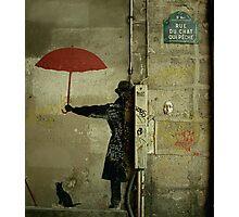 Rue du Chat Qui Peche II Photographic Print