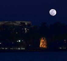 Martian Luther King Memorial - Washington D.C by Matsumoto