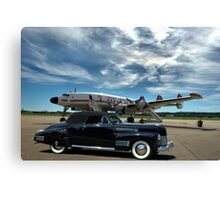 1941 Cadillac Convertible Coupe Canvas Print
