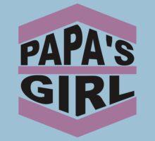 Papa's Girl Kids Tee