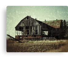 Abandonment Issues Canvas Print