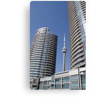CN Tower - Toronto Ontario Canvas Print
