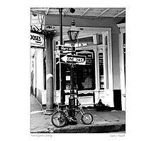 French Quarter Grocery Photographic Print