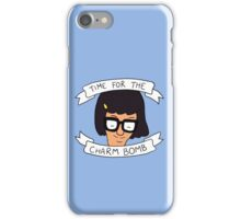 Time for the Charm Bomb iPhone Case/Skin