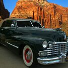 1942 Cadillac Series 62 Convertible Coupe by TeeMack