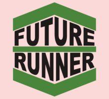 Future Runner One Piece - Long Sleeve