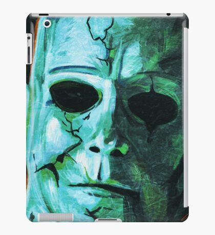 A Rob Zombie Halloween Special iPad Case/Skin
