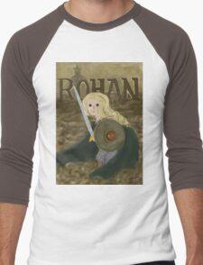 Éowyn the Brave Men's Baseball ¾ T-Shirt