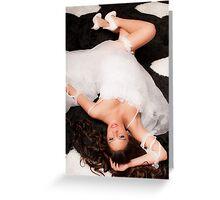 Bride 1 Greeting Card