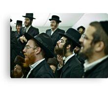 Shabbat , Shabbat shalom (שַׁבָּת שָׁלוֹם). Harcikn Dank ! A dank ojch zejer!  by Doktor Faustus. Views (88) Thx! Canvas Print