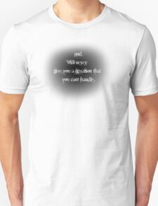 God's Situation T-Shirt