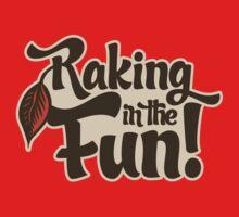 Raking in the Fun One Piece - Long Sleeve