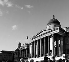 the National Gallery by Gabrielle Agius